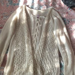 ❤️Knitted cardigan